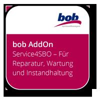 bob Service4SBO - Für Reparatur, Wartung und Instandhaltung