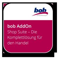 bob Shop Suite - Die Komplettlösung für den Handel