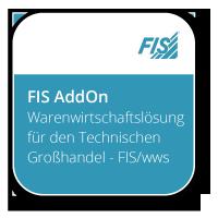 Warenwirtschaftslösung für den Technischen Großhandel - FIS/wws