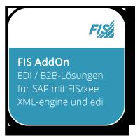 EDI / B2B-Lösungen für SAP mit FIS/xee XML-engine und edi