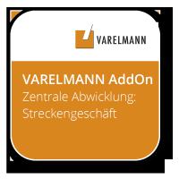 Das Varelmann APP Zentrale Abwicklung: Streckengeschäft