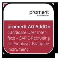 Candidate User Interface – SAP E-Recruiting als Employer Branding Instrument