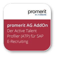 Der Active Talent Profiler (ATP) für SAP E-Recruiting