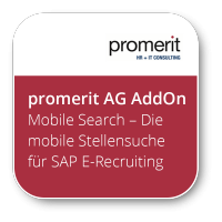 Mobile Search - Die mobile Stellensuche für SAP E-Recruiting