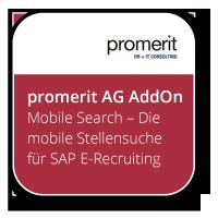 Mobile Search - Die mobile Stellensuche für SAP E-Recruiting
