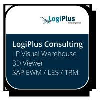 LP Visual Warehouse 3D Viewer SAP EWM / LES / TRM