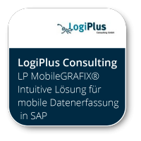 LP MobileGRAFIX® Intuitive Lösung für mobile Datenerfassung in SAP
