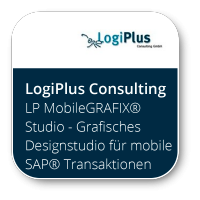 LP MobileGRAFIX® Studio - Grafisches Designstudio für mobile SAP® Transaktionen mit SAP® ITS