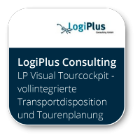 LP Visual Tourcockpit - vollintegrierte Transportdisposition und Tourenplanung in SAP