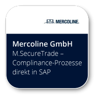 M.SecureTrade – Complinance-Prozesse direkt in SAP