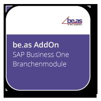 SAP Business One Branchenmodule