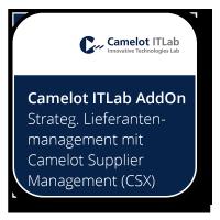 Strategisches Lieferantenmanagement mit Camelot Supplier Management (CSX) basierend auf SAP