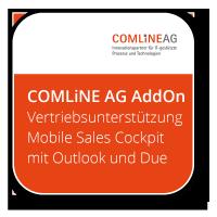Vertriebsunterstützung Mobile Sales Cockpit mit Outlook