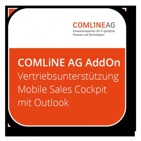 Vertriebsunterstützung Mobile Sales Cockpit mit Outlook und Duet