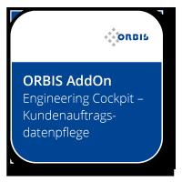 ORBIS Engineering Cockpit - Kundenauftragsdatenpflege by ORBIS