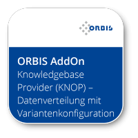 ORBIS Knowledgebase Provider (KNOP) - Datenverteilung mit Variantenkonfiguration by ORBIS