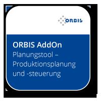 ORBIS Planungstool - Produktionsplanung und -steuerung by ORBIS