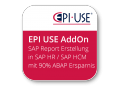 SAP Report Erstellung in SAP HR / SAP HCM mit 90% ABAP Ersparnis inklusive HR Cluster ohne Ad Hoc Query und SAP Business Objects