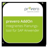 prevero: Das integrierte Planungstool für SAP Anwender