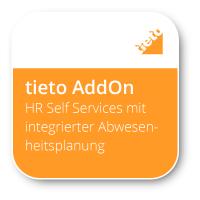 HR Self Services mit integrierter Abwesenheitsplanung
