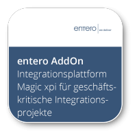 Die Integrationsplattform Magic xpi für geschäftskritische Integrationsprojekte und zur Optimierung von Geschäftsprozessen