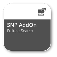 SNP Fulltext Search Add-on