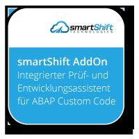 smartDevelop – Integrierter Prüf- und Entwicklungsassistent für ABAP Custom Code