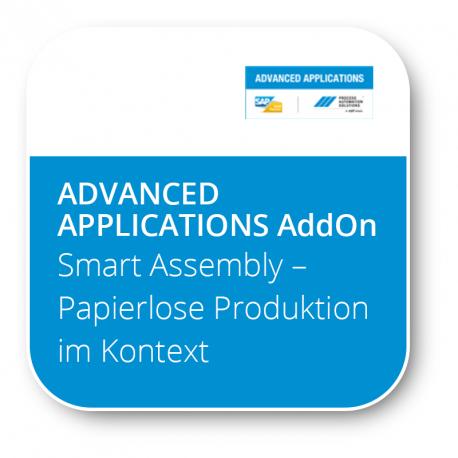 Smart Assembly - Papierlose Produktion im Kontext Industrie 4.0