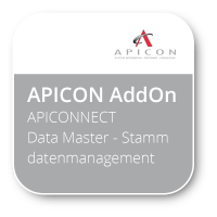 APICONNECT Data Master - SAP Stammdatenmanagement