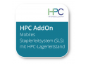 Mobiles Staplerleitsystem (SLS) mit HPC-Lagerleitstand