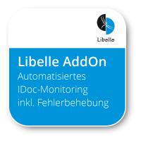 Automatisiertes IDoc-Monitoring inkl. Fehlerbehebung mit Libelle EDIMON