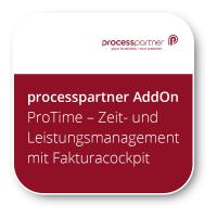 ProTime – Zeit- und Leistungsmanagement mit Fakturacockpit