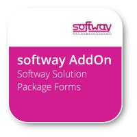 Holen Sie Ihre Formulare aus der Formkrise - Softway Solution Package Forms
