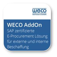 SAP zertifizierte E-Procurement Lösung für externe und interne Beschaffung über Kataloge