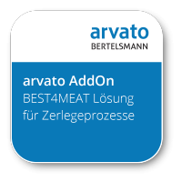 arvato systems - BEST4MEAT Lösung für Zerlegeprozesse
