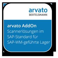 Scannerlösungen im SAP-Standard für SAP-WM-geführte Lager