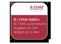 B.i.T.MAIL - automatisierte Ausgabe von SAP-Belegen per E-Mail, komfortabel, variabel und nachvollziehbar.