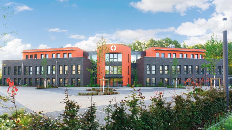 Hauptsitz der Inwerken AG in Isernhagen bei Hannover